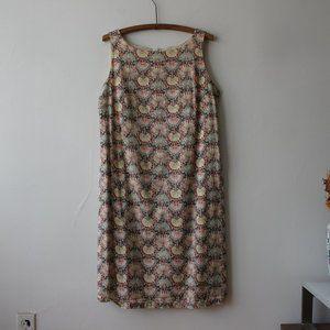 Liberty of London Floral Print Dress Size 12